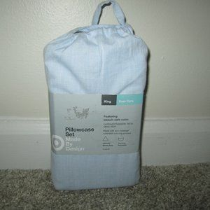Made by Design Easy Care King Pillowcase Set